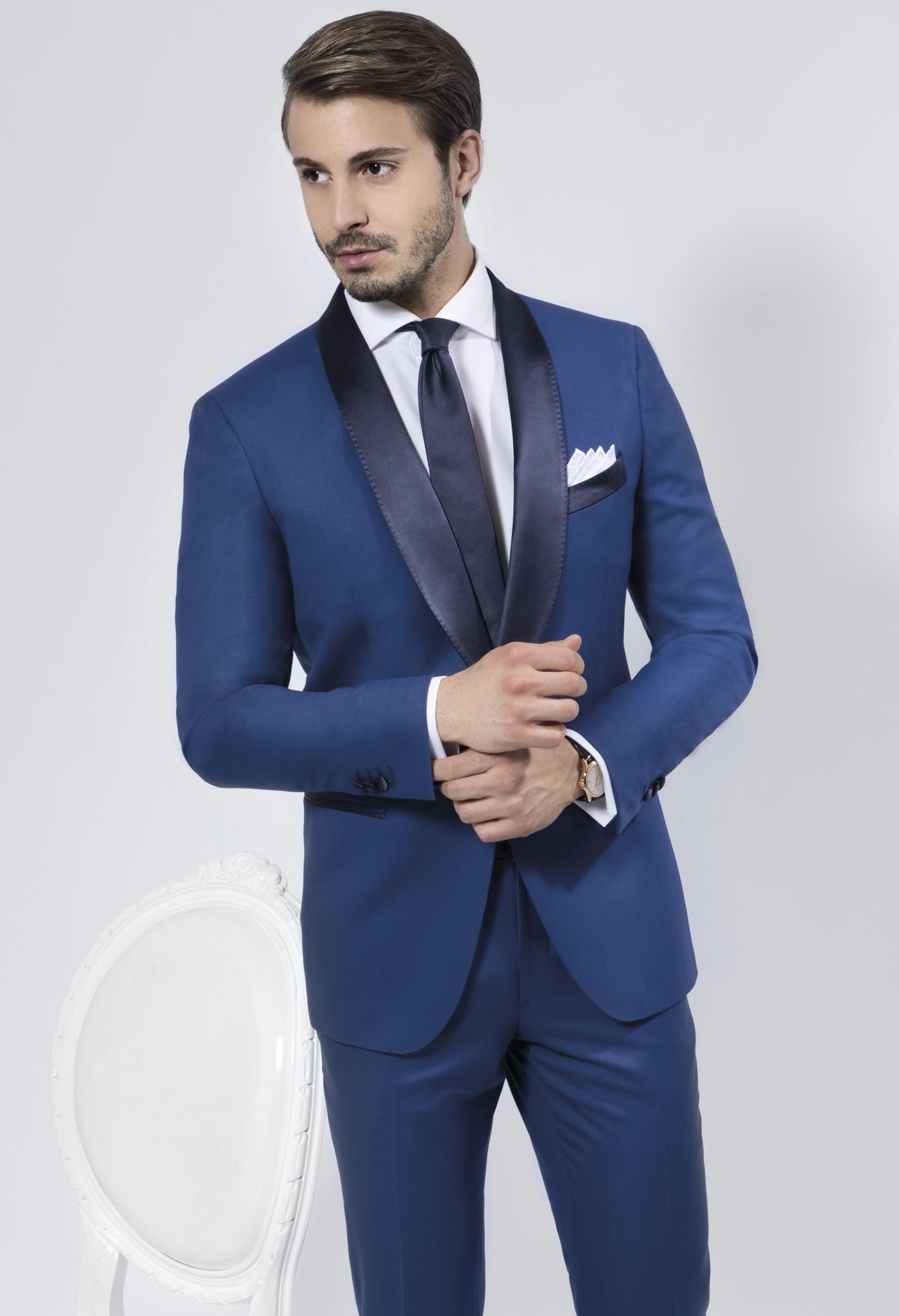 Blue Dress Suit - Best Gowns And Dresses Ideas & Reviews