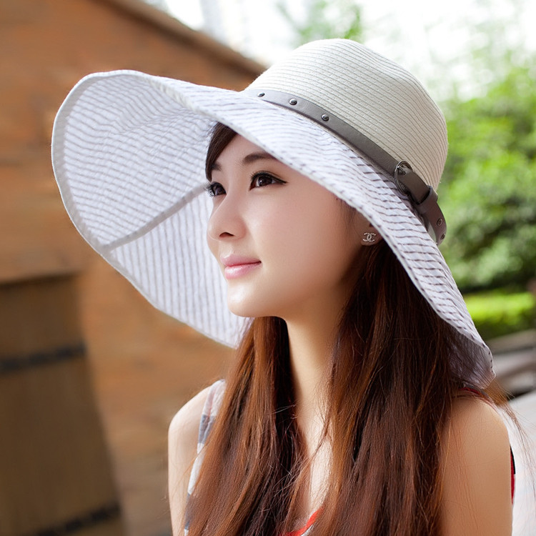 Types of Different Summer Hats for Women – careyfashion.com db2d036c58a