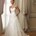 Types of Sweetheart Wedding Dresses