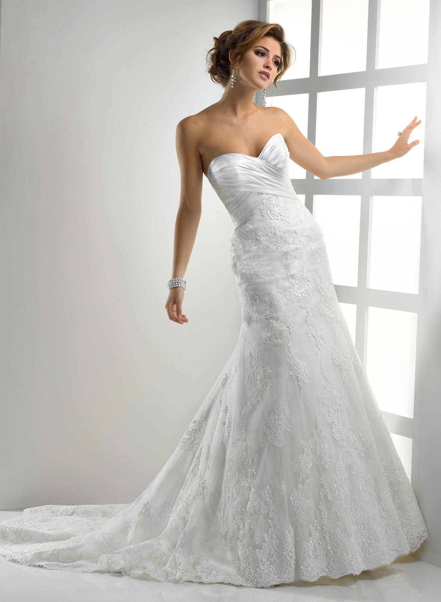 Types of Sweetheart Wedding Dresses – careyfashion.com