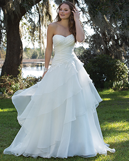 Sweetheart Bride Dresses