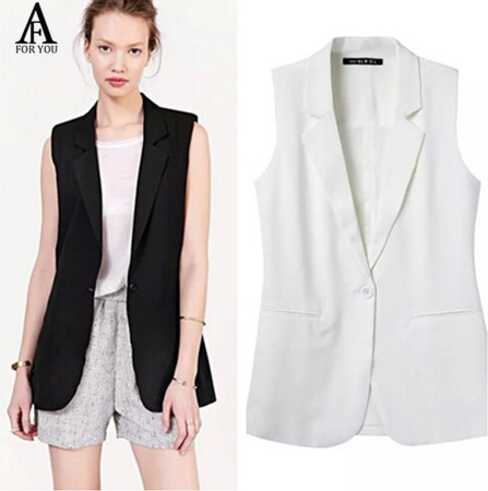 Wear A Vest for Women and Ditch Your Bra – careyfashion.com