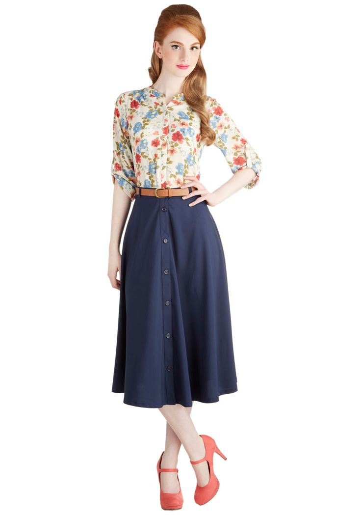 Vintage Skirts – What Are They Best Paired With ...