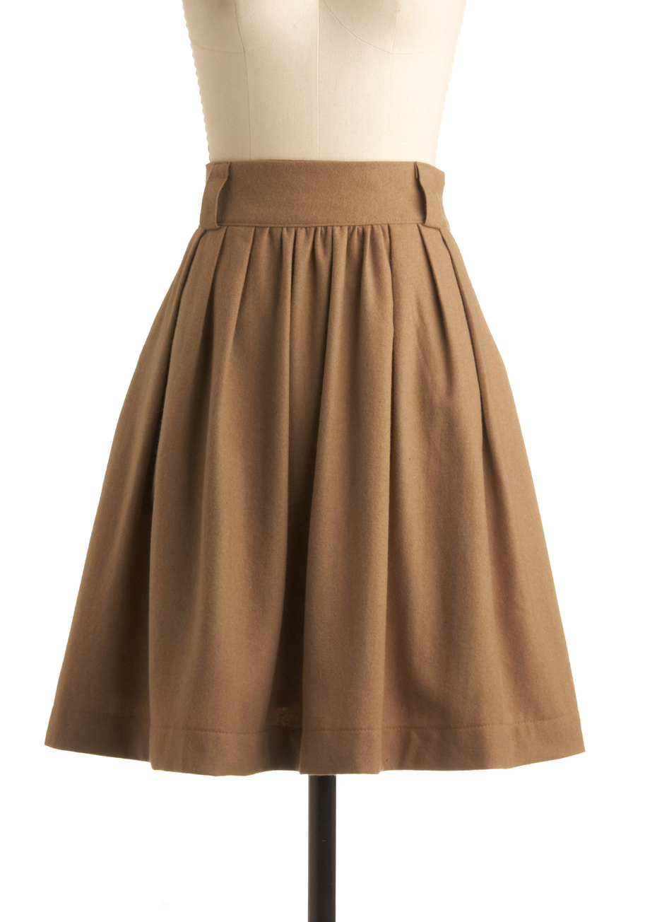 vintage skirts what are they best paired with