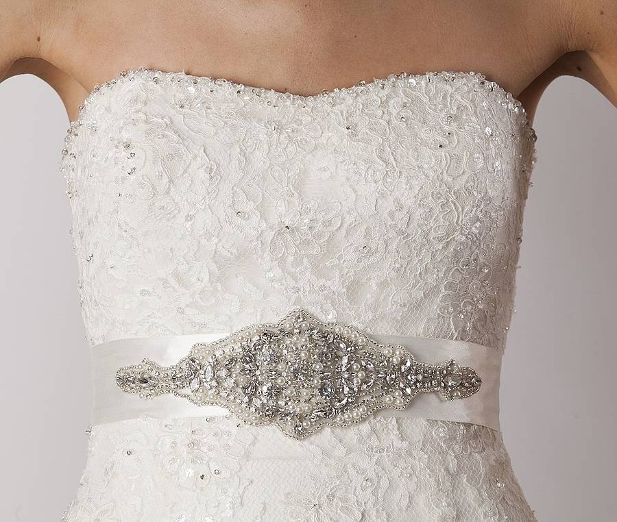 Wedding Dress Belts – The Perfect One for Your Dress – careyfashion.com