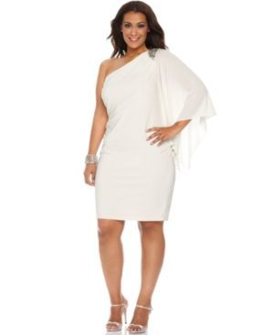 How to Accesorize White Plus Size Dresses – careyfashion.com