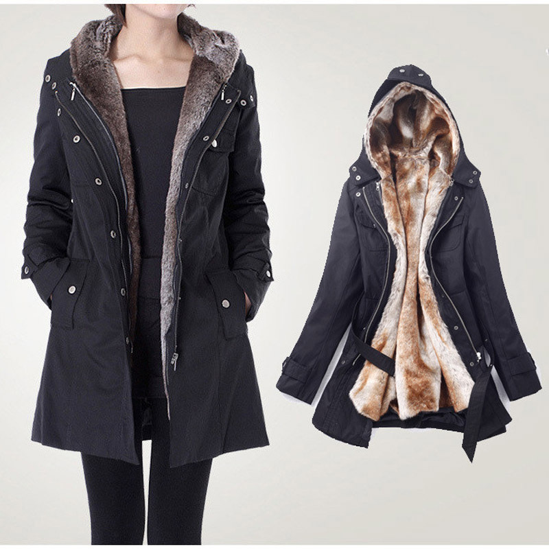 winter coats for women � which color to choose