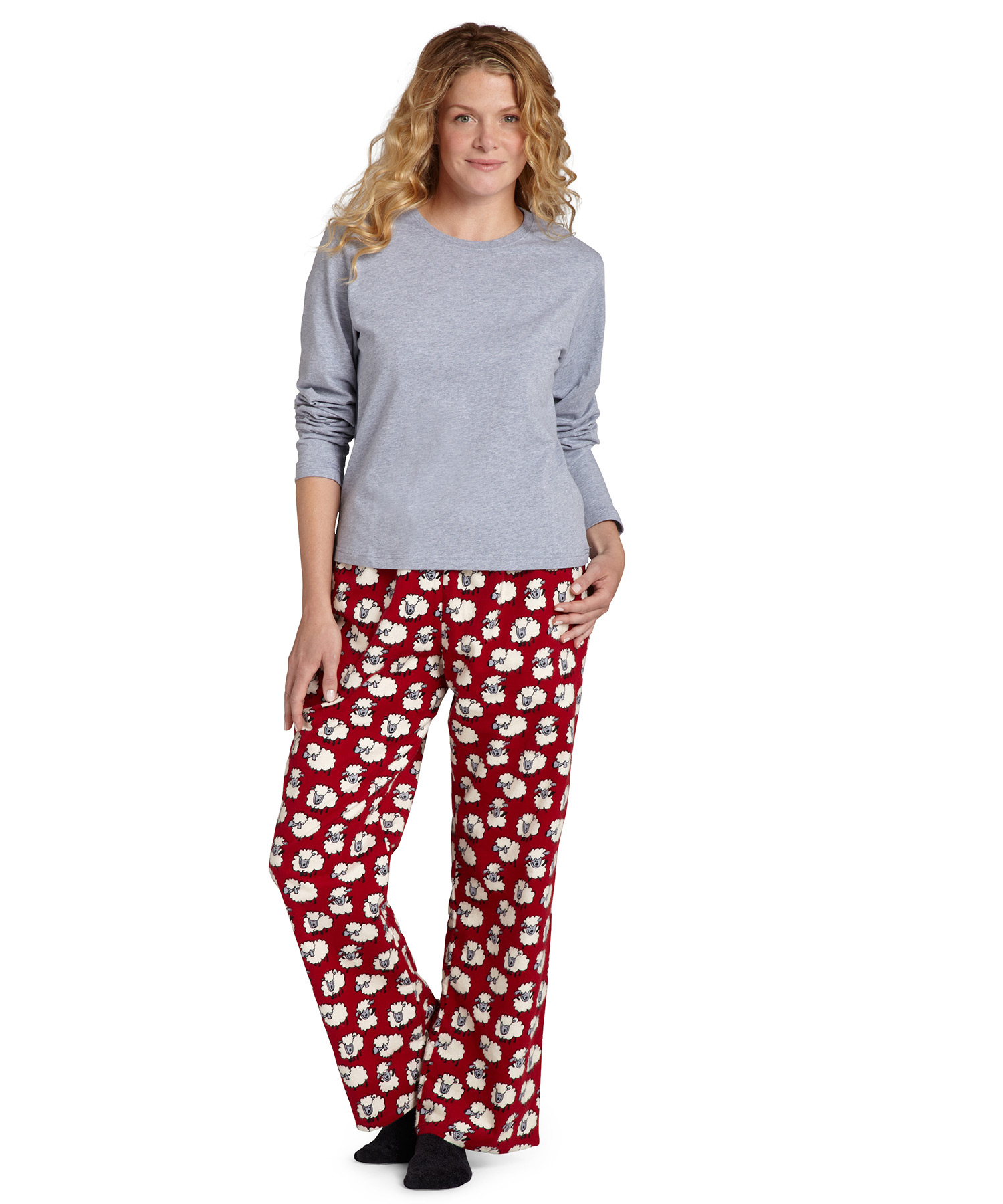 Women's Long Sleeve Pajamas PajamaMania Women's Flannel Long Sleeve Pajamas. $ PajamaMania Women's Fleece Long Sleeve Pajama Sleepyheads Women's Poplin Cotton Long Sleeve Button Up Top and Pants Set. $ Sleepyheads Women's .