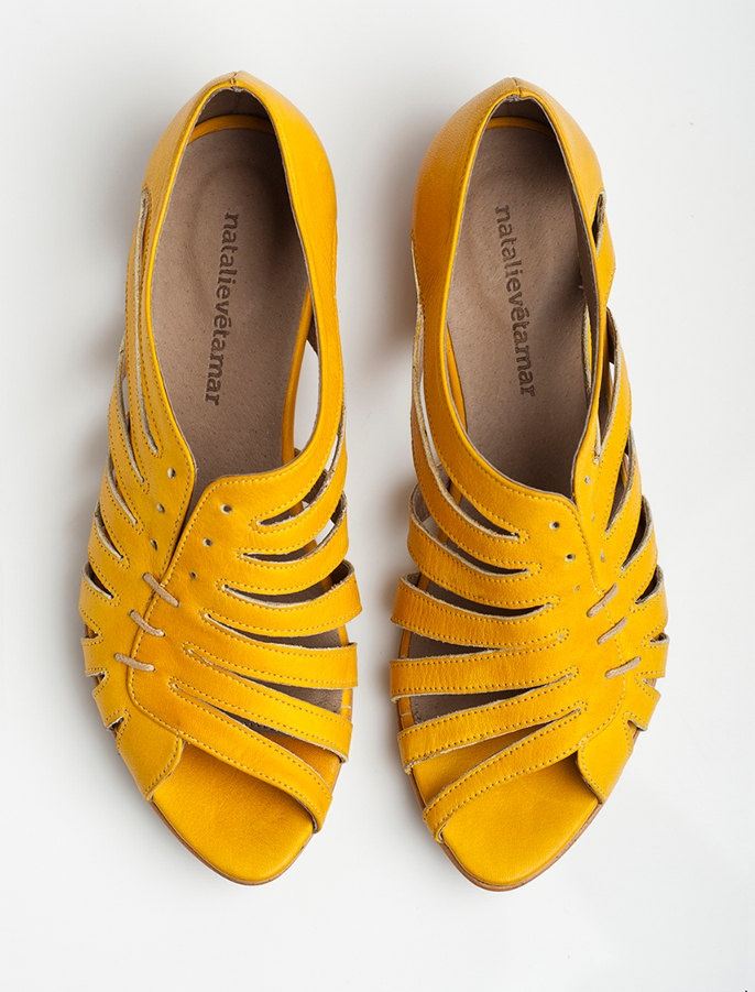 incredible yellow flat shoes outfit men