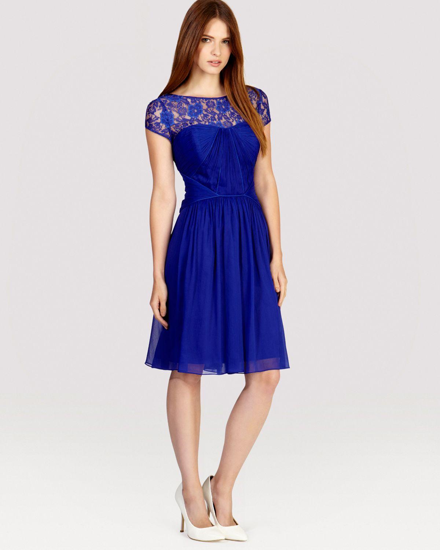 It's A Little Blue Dress!