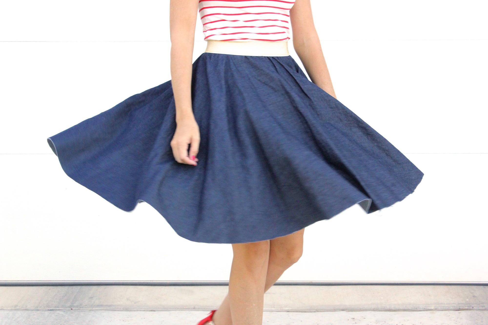 Circle Skirt – The Chicest Outfits to Try Out