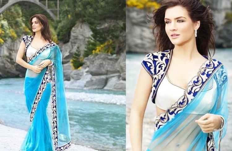How To Pick Perfect Designer Saree Blouses Carey Fashion