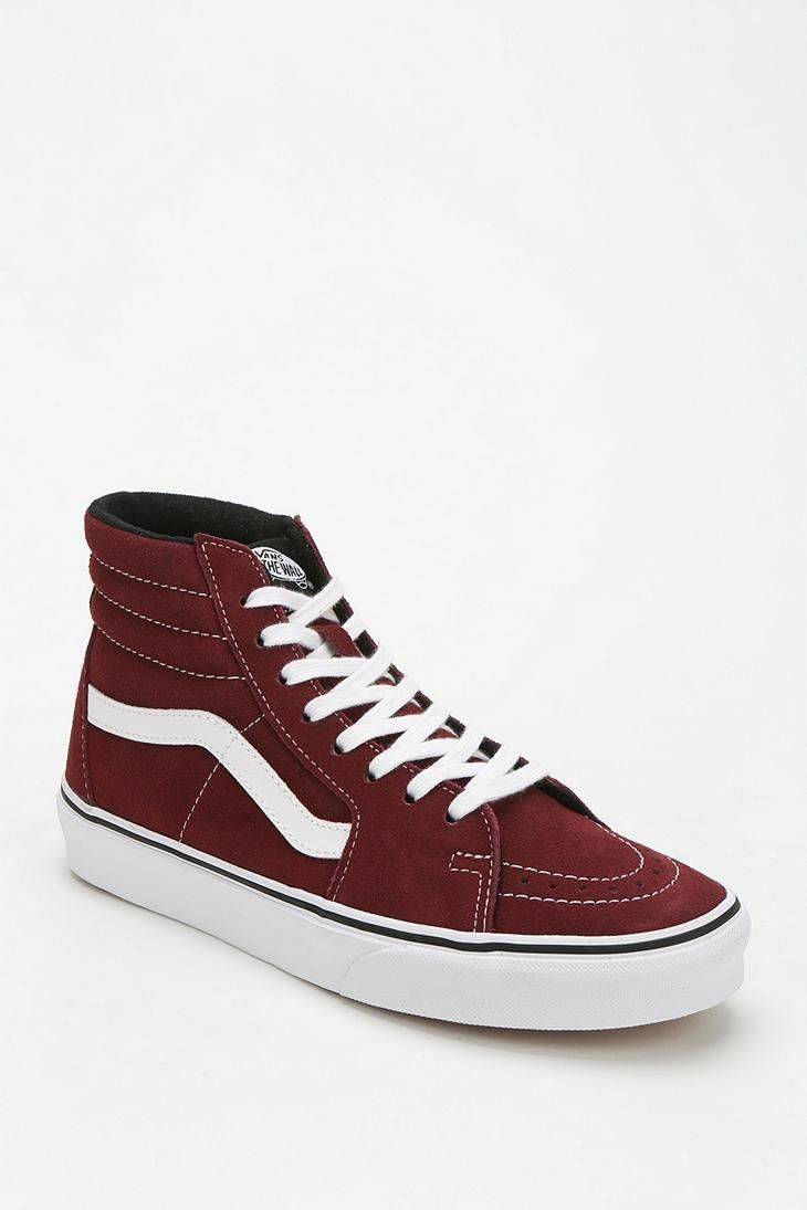 High Top Vans: The New for your Wardrobe