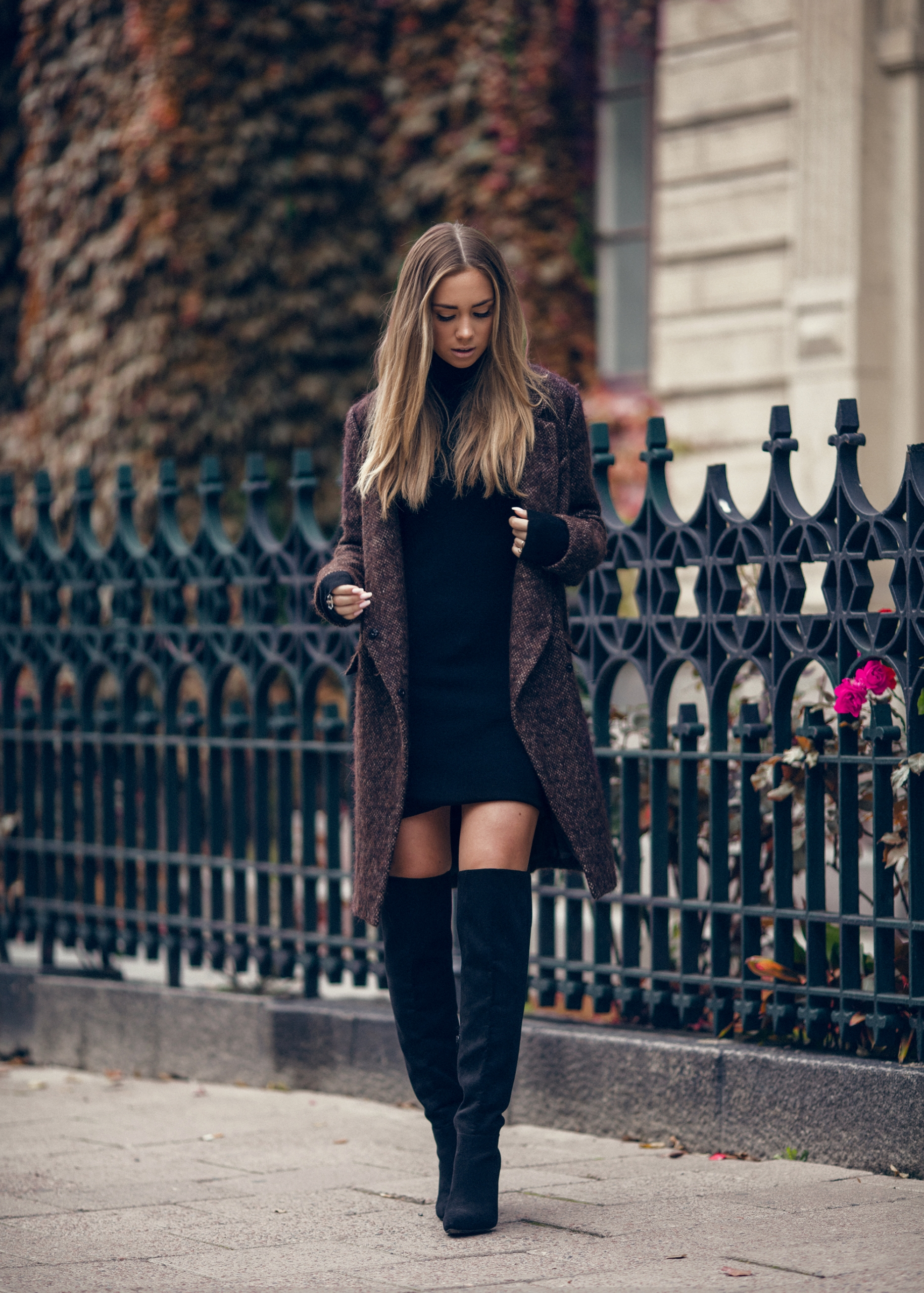 How to Rock Knee Boots – Some Tips