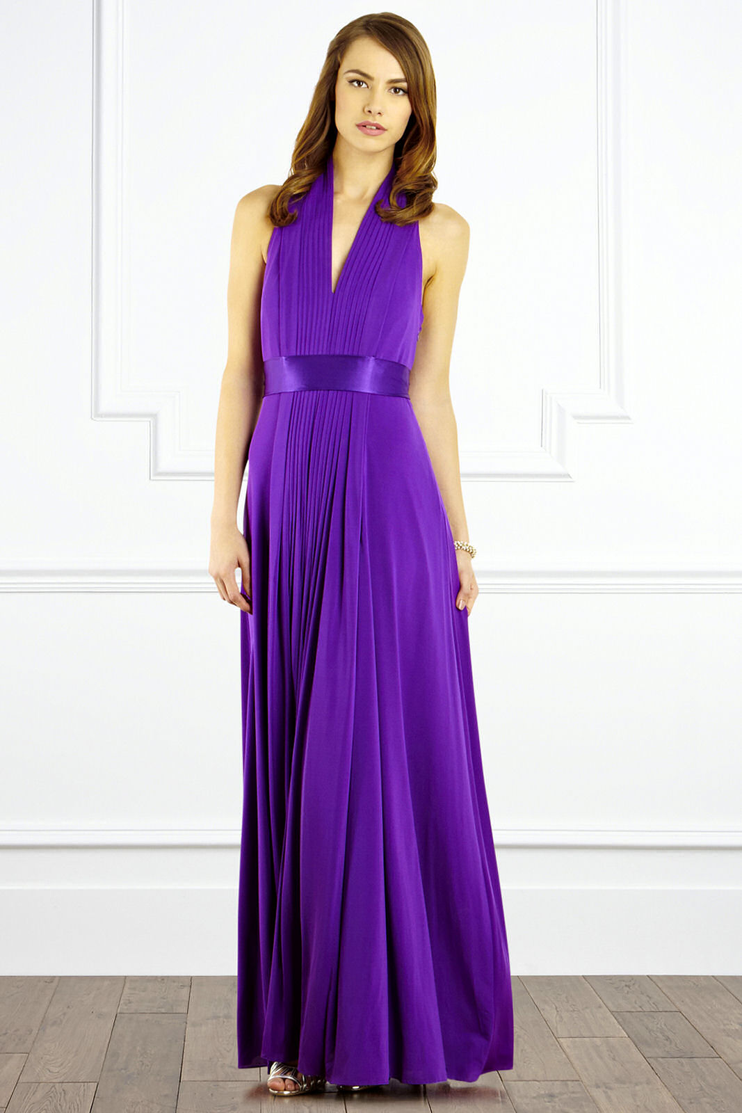 Purple Maxi Dress – More Shades, More Outfits