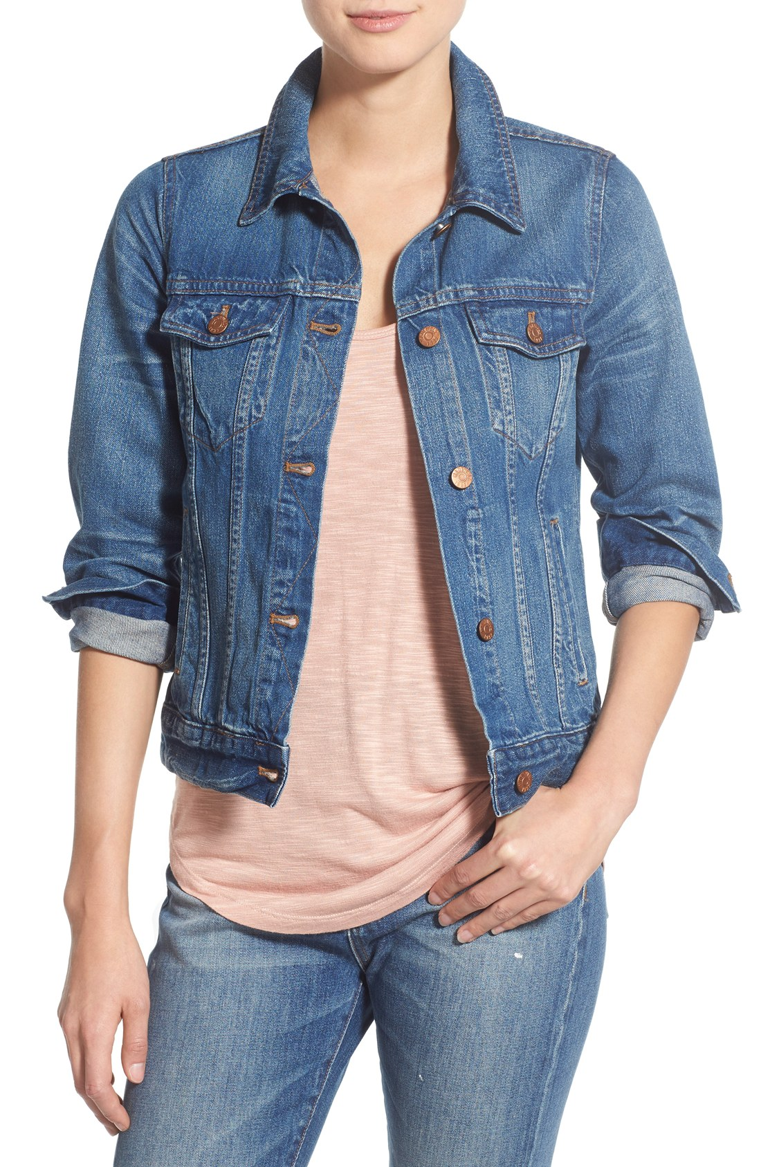 Womens Jean Jacket – Renovate and Innovate