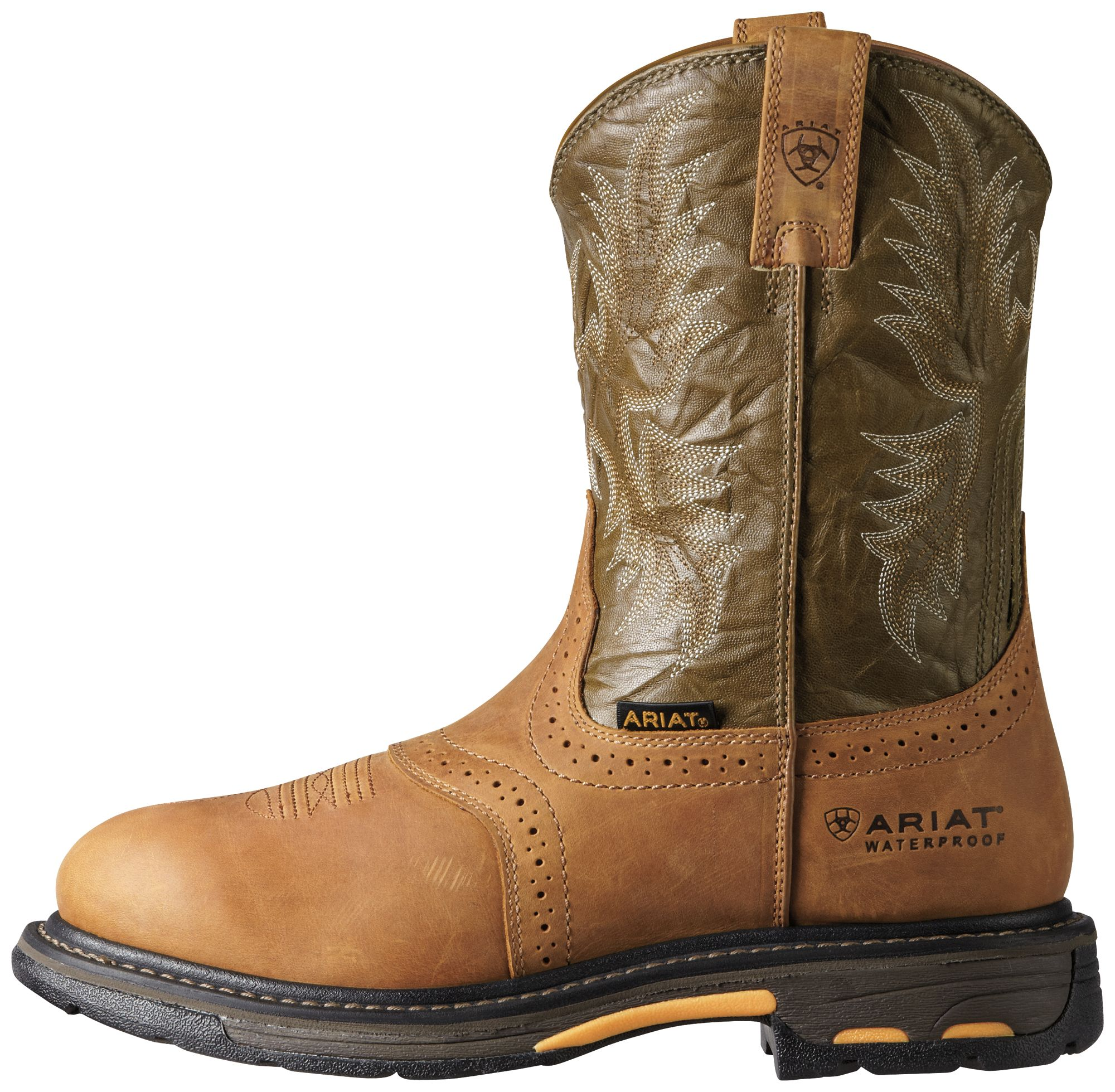 How to Style Ariat Work Boots Ensembles