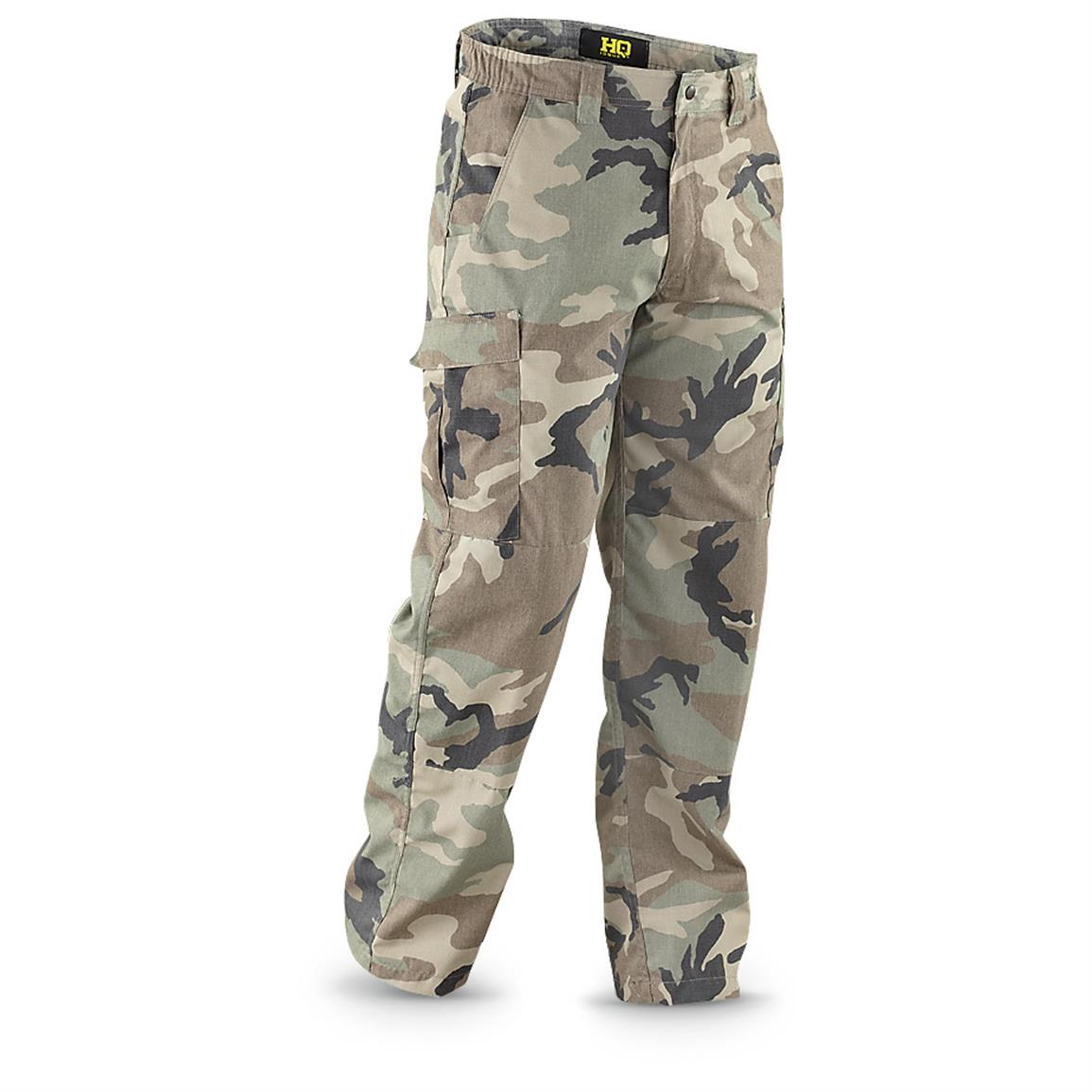 Army Pants: How to Wear Them Unthreateningly