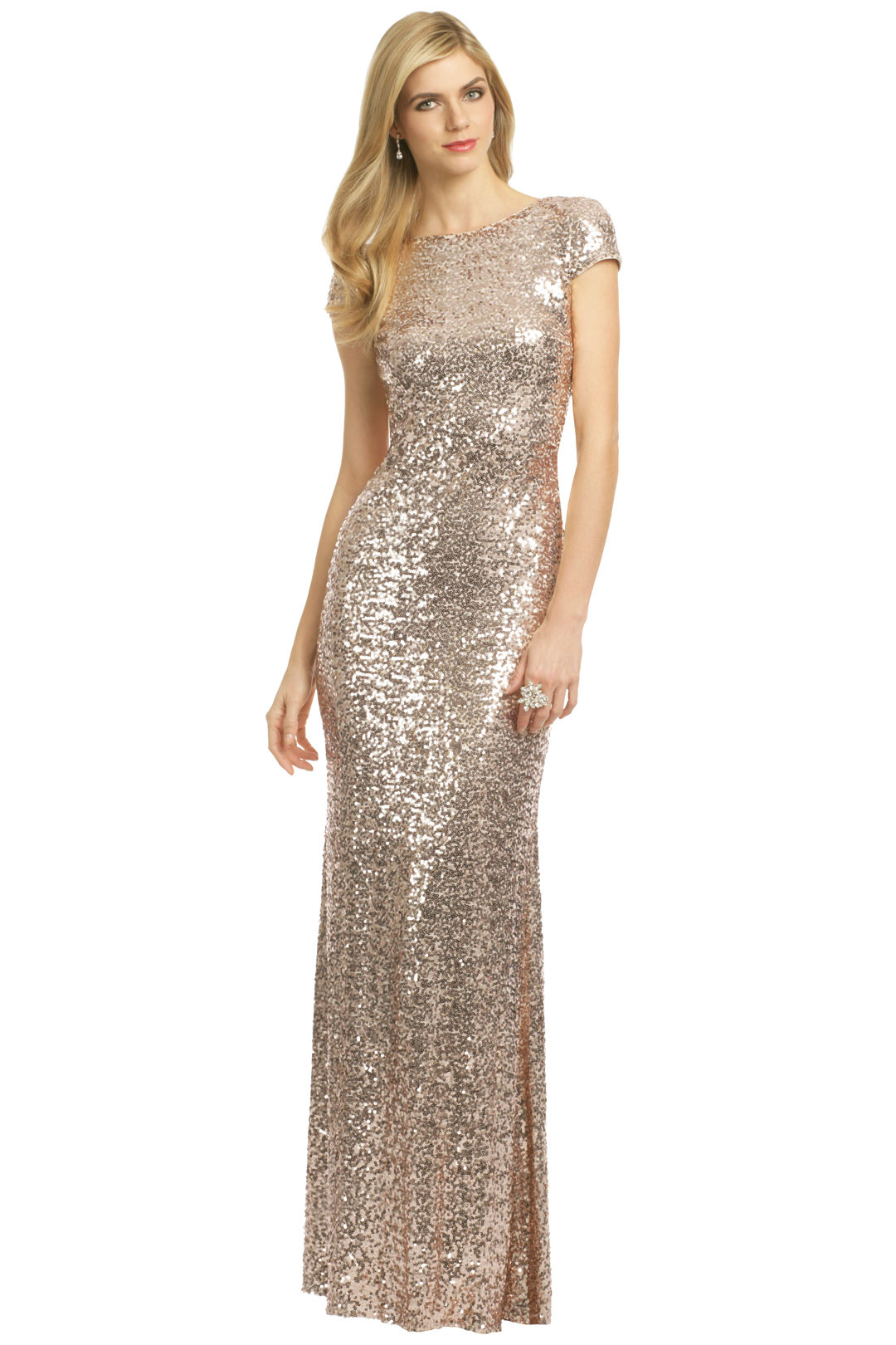 Glamorous Badgley Mischka Dresses for Parties