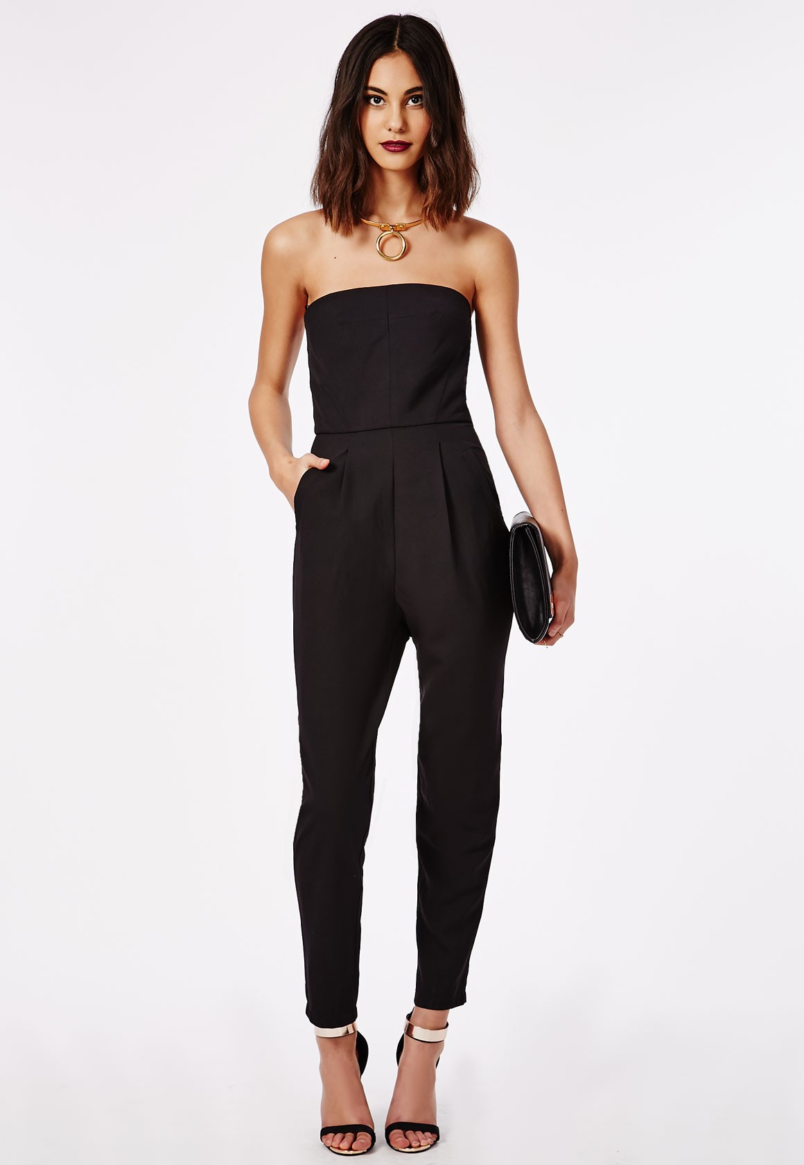 Bandeau Jumpsuit – The Best Looks to Try