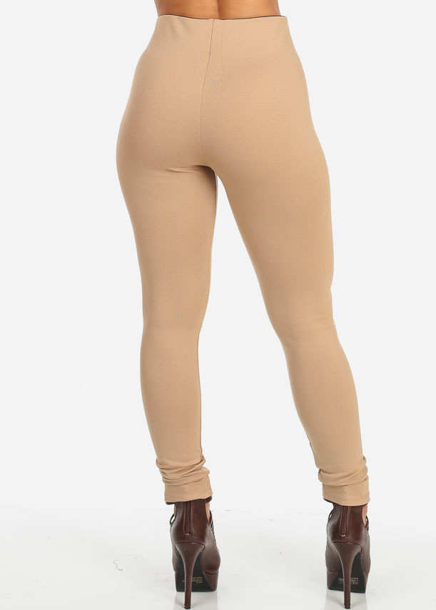 Beige Leggings Better Than Black Leggings!