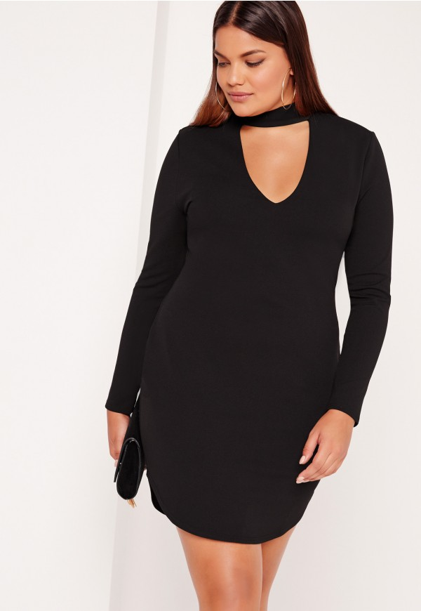 Black Plus Size Dresses: Styles to Always Choose