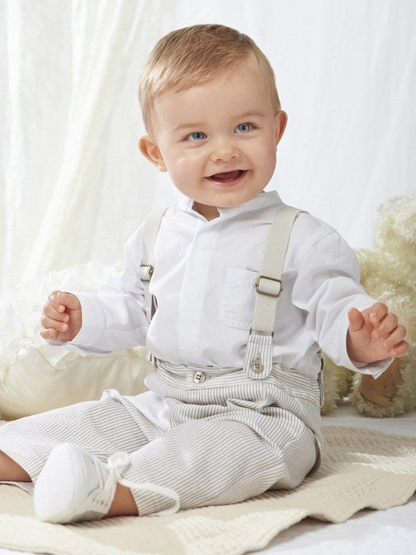 Choosing Great Boys Baptism Outfits For Your Child ...