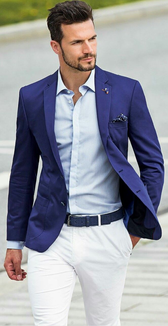 Casual Suit Ideas for the Stylish Man