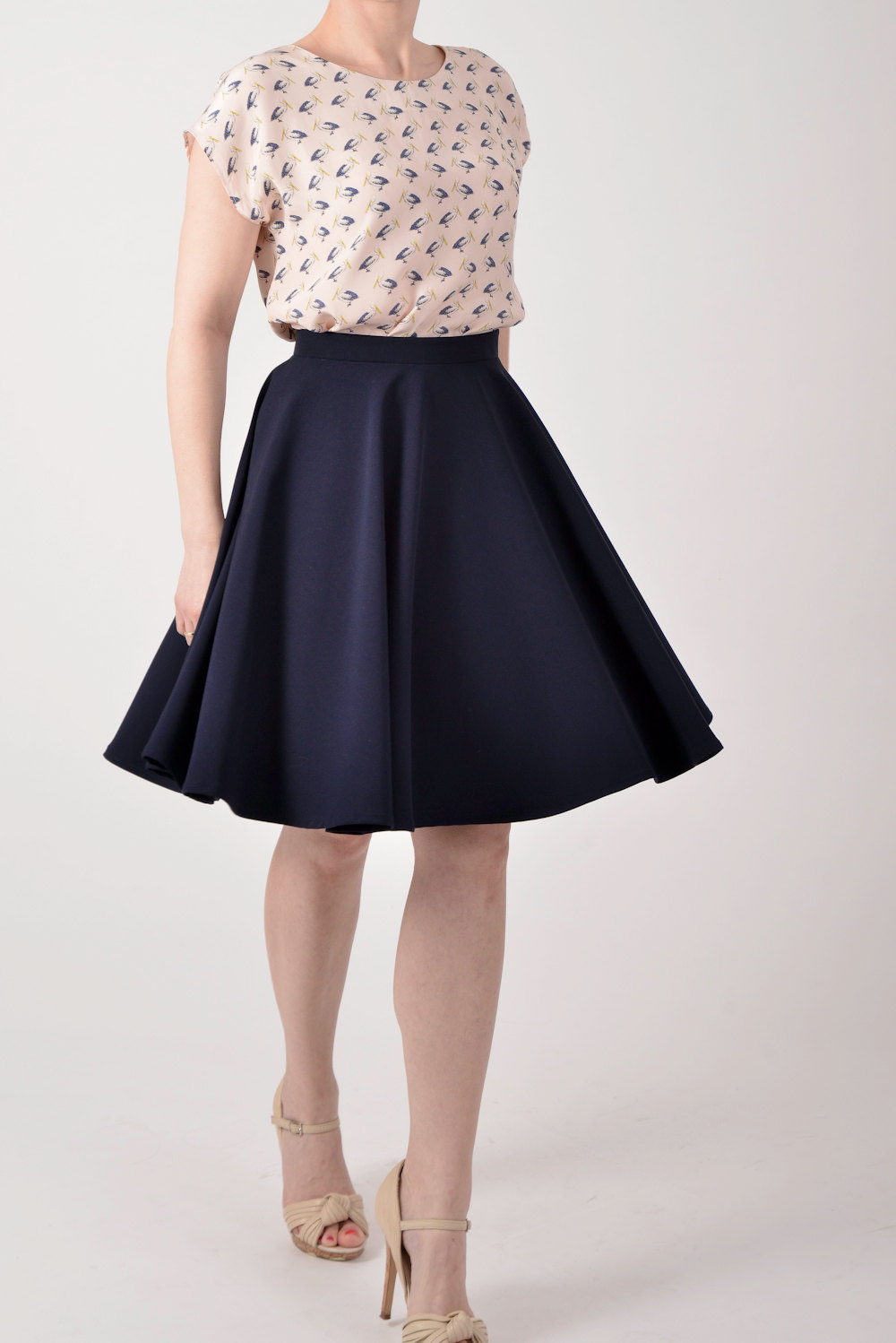 Advantages of Wearing Circle Skirts