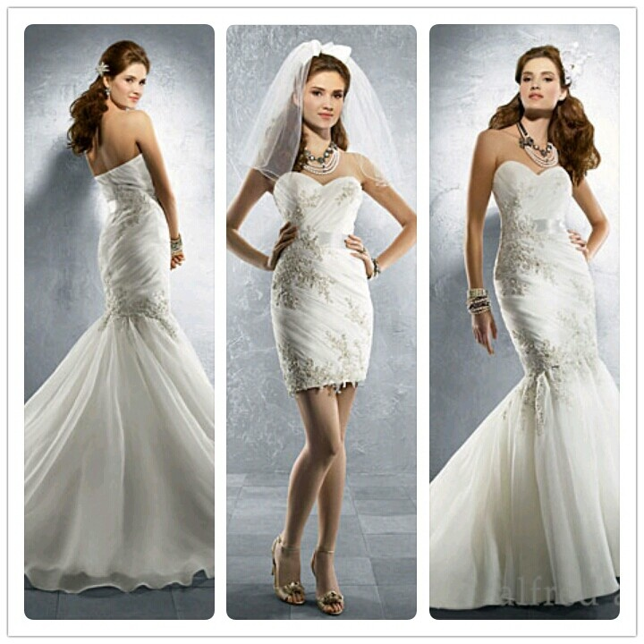 convertible wedding dresses why choose a convertible wedding dress today 3032
