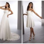 Why Choose A Convertible Wedding Dress Today
