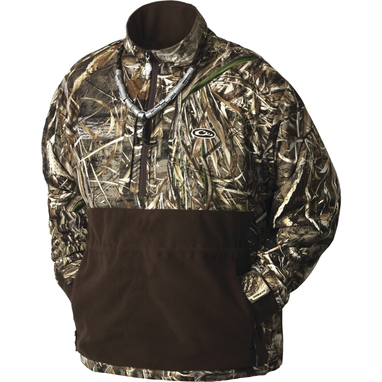 Stay Warm with Style in Drake Jackets
