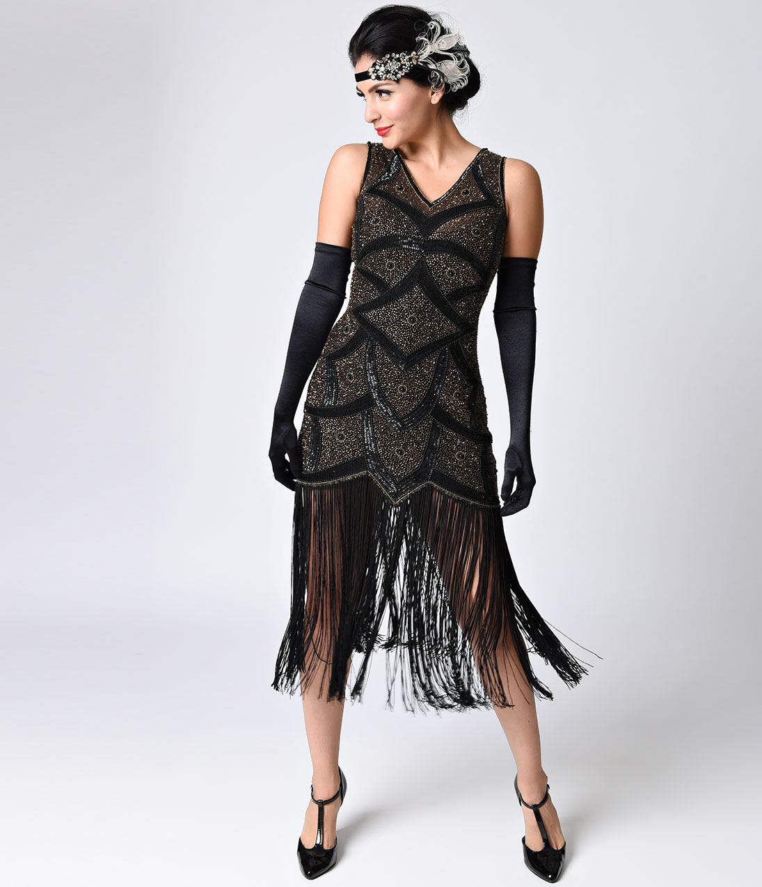 Flapper Dresses – How to Style Them Properly