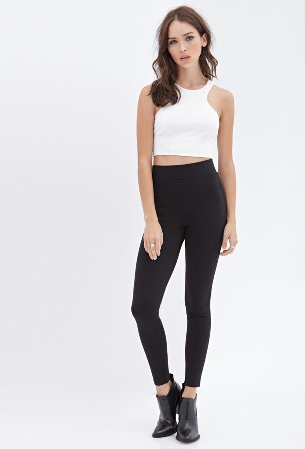 High Waisted Leggings for Working Out