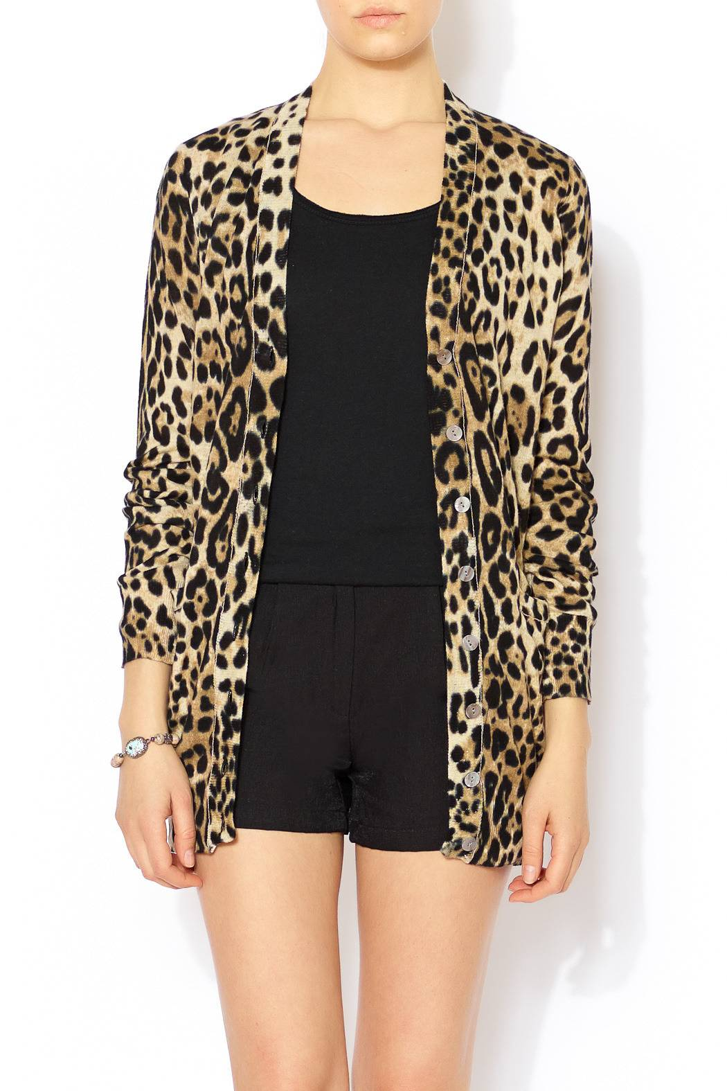 How to Wear Your Leopard Print Cardigan