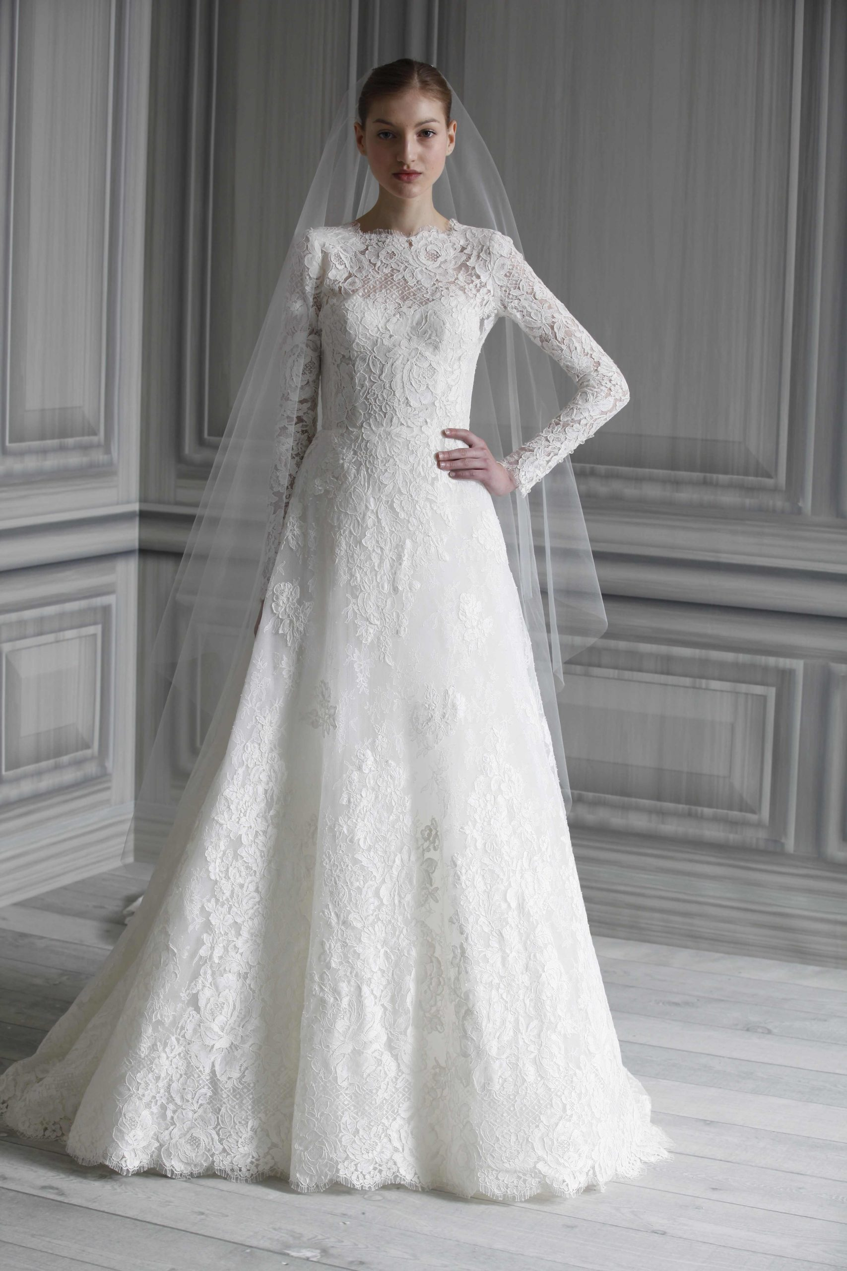 How To Pick The Perfect Long Sleeved Wedding Dresses