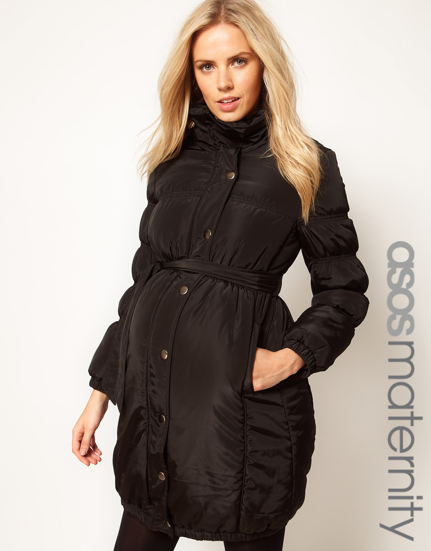 Different Types of A Maternity Winter Coat