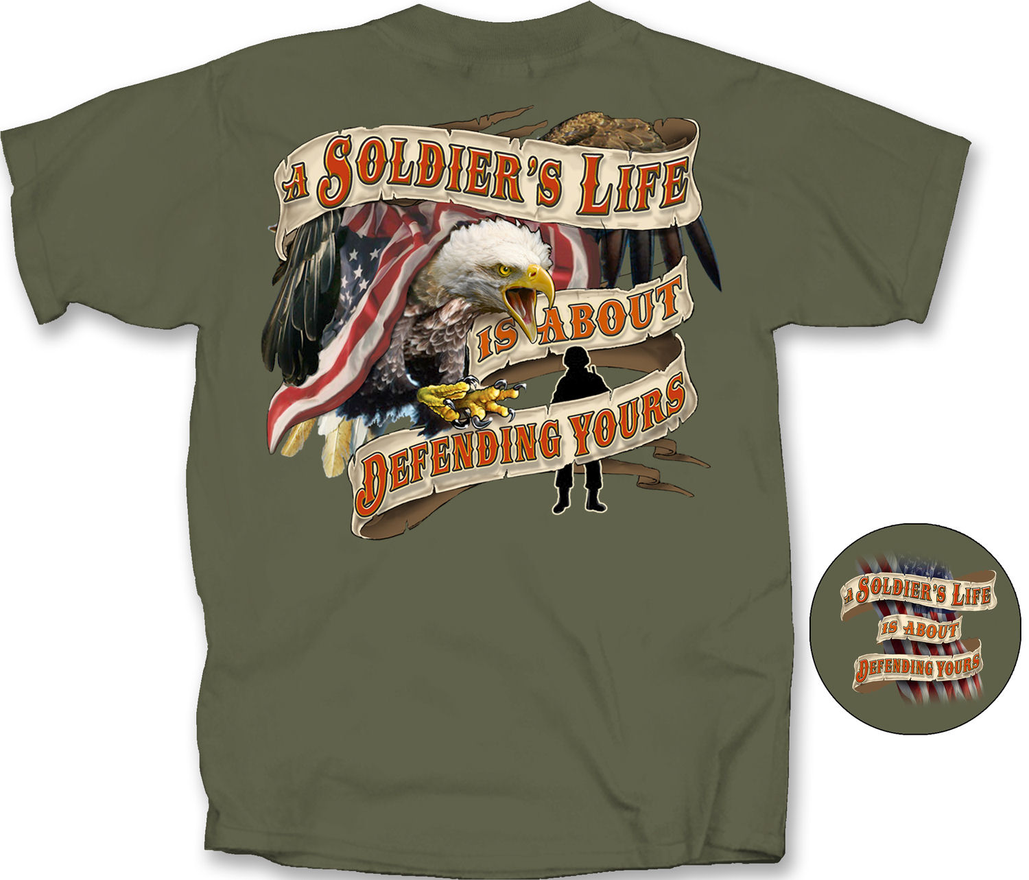 Military T Shirts: How To Wear