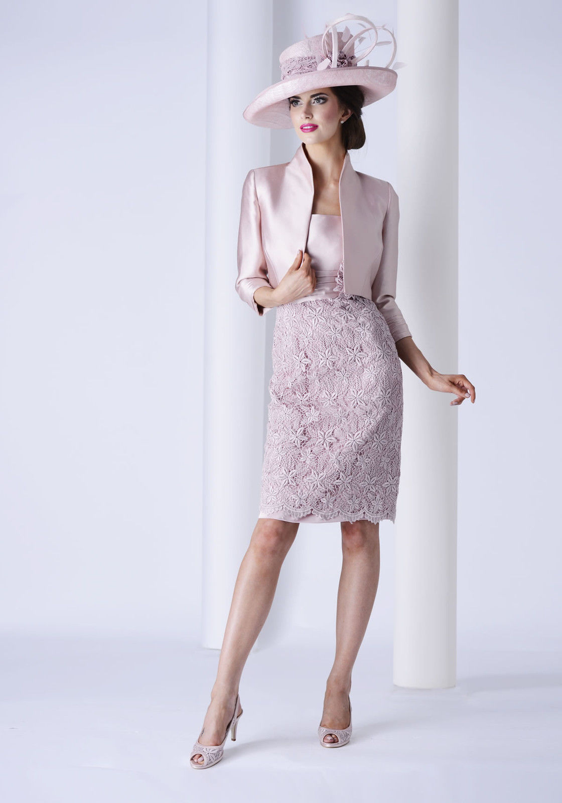 Contemporary Mother of the Bride Suits for the Elegant Lady