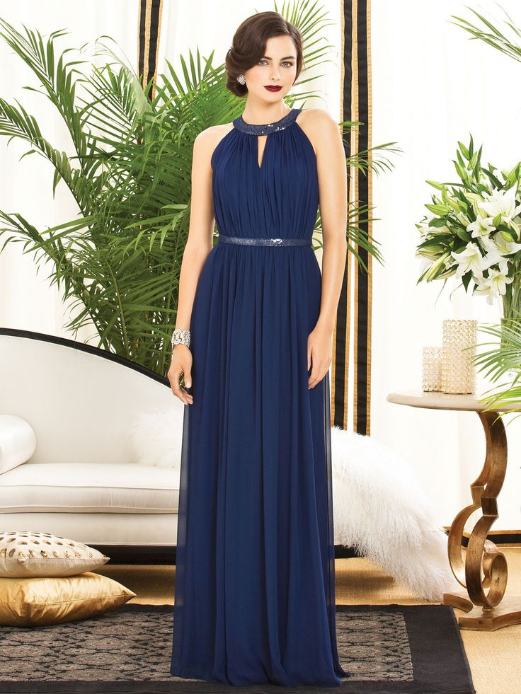Navy Blue Dresses: Looks You Can Try Out