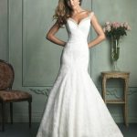 White Wedding Dress – Types of Necklines