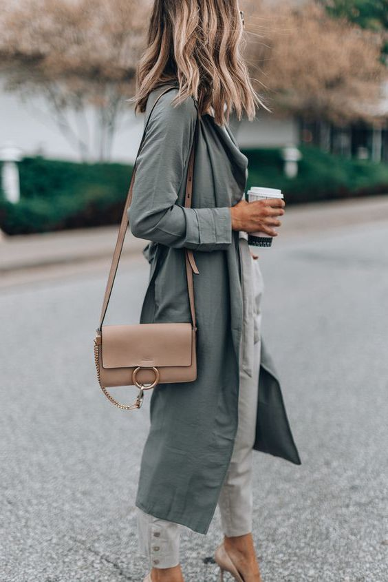Trench coats Spring Style Guide 2021