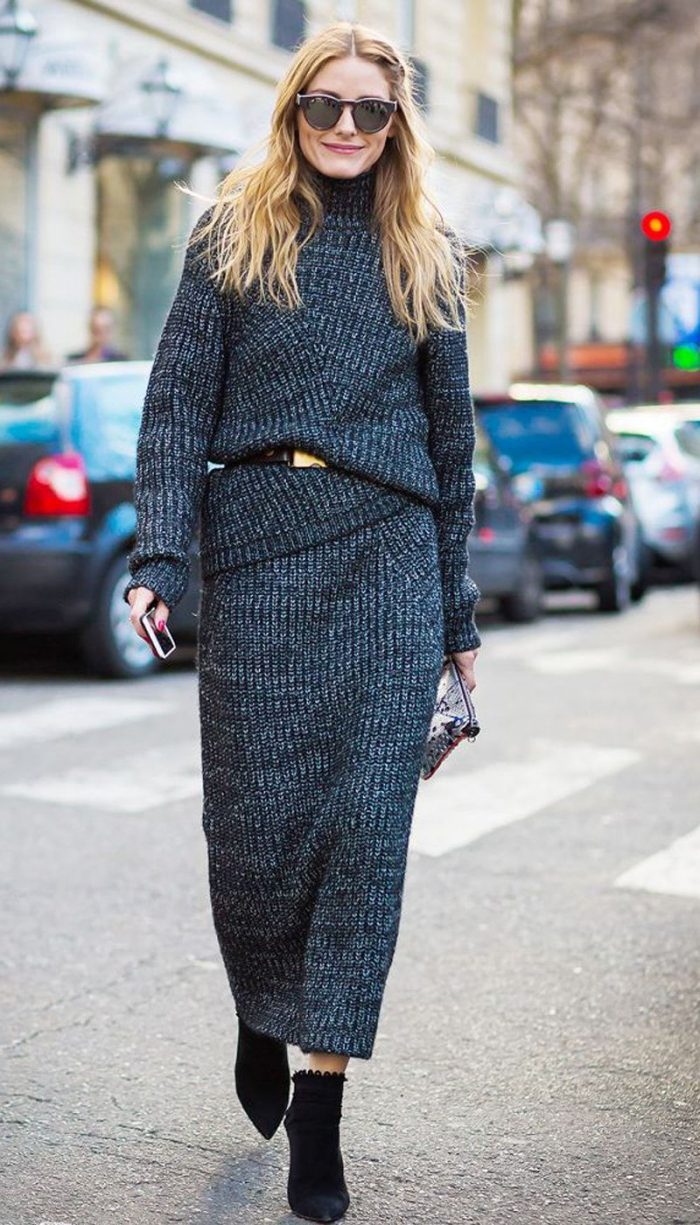 Winter outfits for women street style 2021