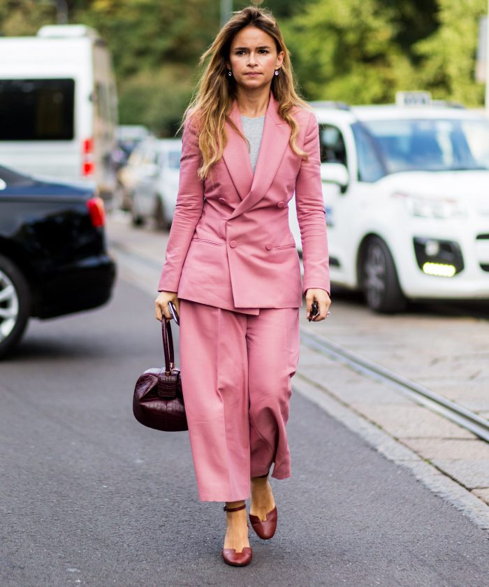 What to wear with a pant suit for women in 2021