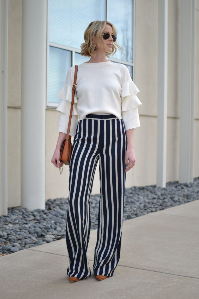 15 ways to wear wide-leg pants in 2021