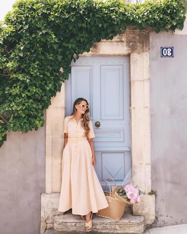 Shoes to wear with a maxi dress 2021