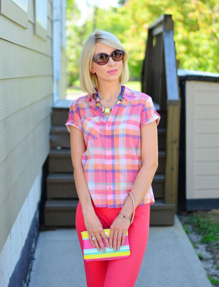 25 plaid shirts for women that inspire street style 2021