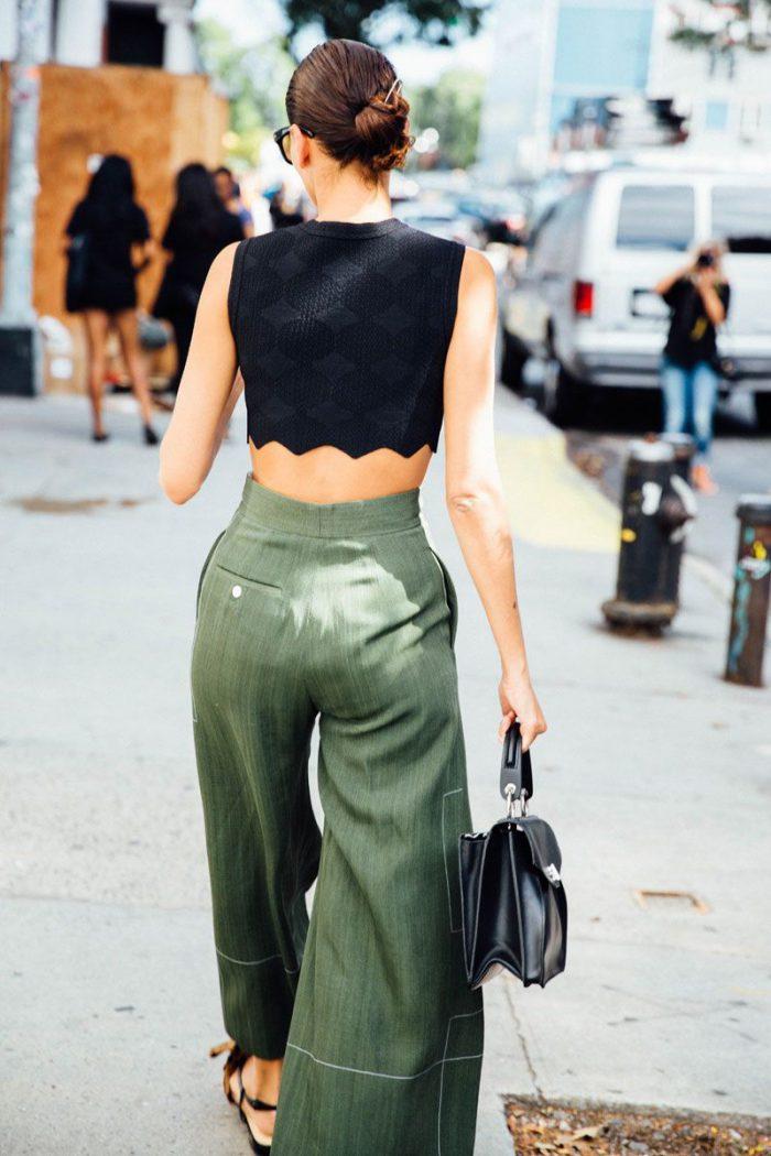 How to wear crop tops in 2021