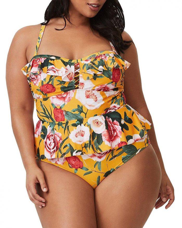Plus size swimwear & beachwear 2021
