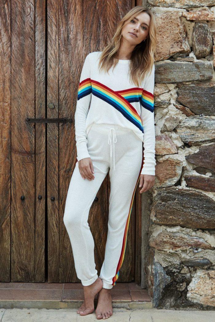 22 fashionable ways to wear sweatpants in 2021